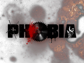 Phobia at High Gosforth Park, Halloween, October 2019