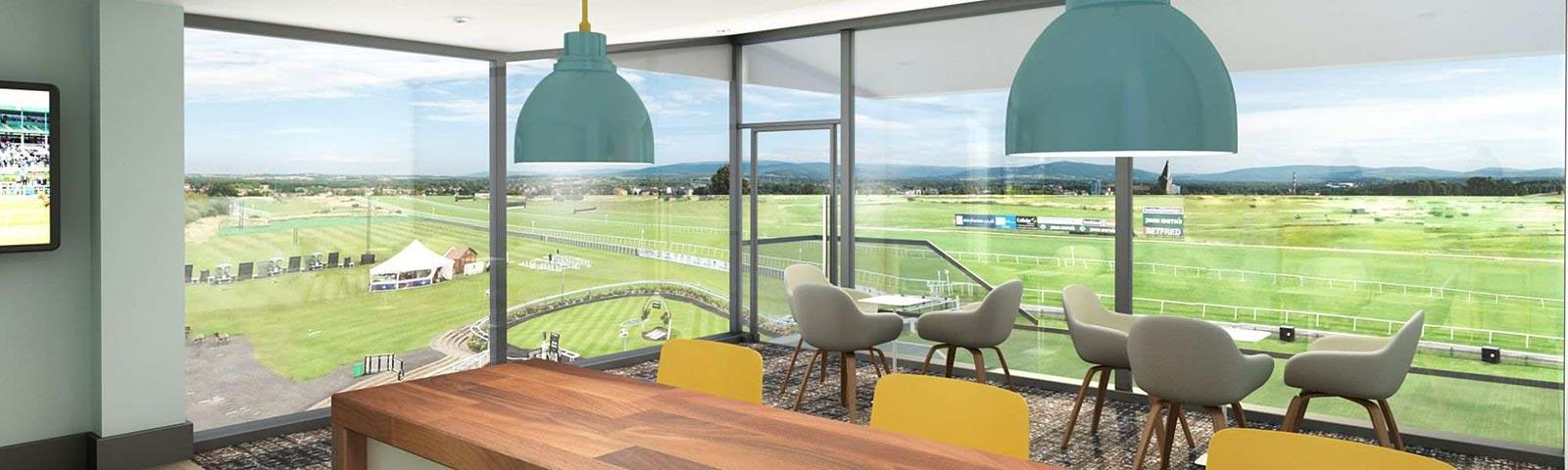 New development concepts for Newcastle Racecourse