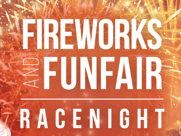 Fireworks & Funfair Racenight, November 2019 at Newcastle Races