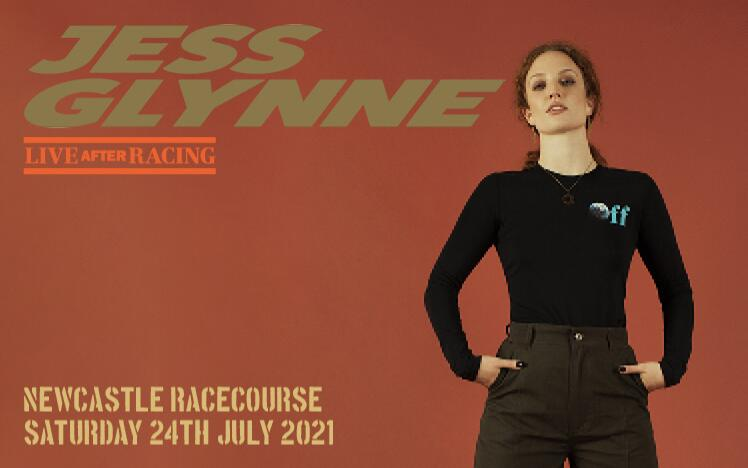 Jess Glynne Live After Racing Newcastle Racecourse Saturday 24th July 2021